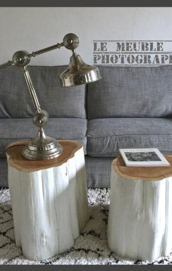 Bouts de canapé ou chevet
