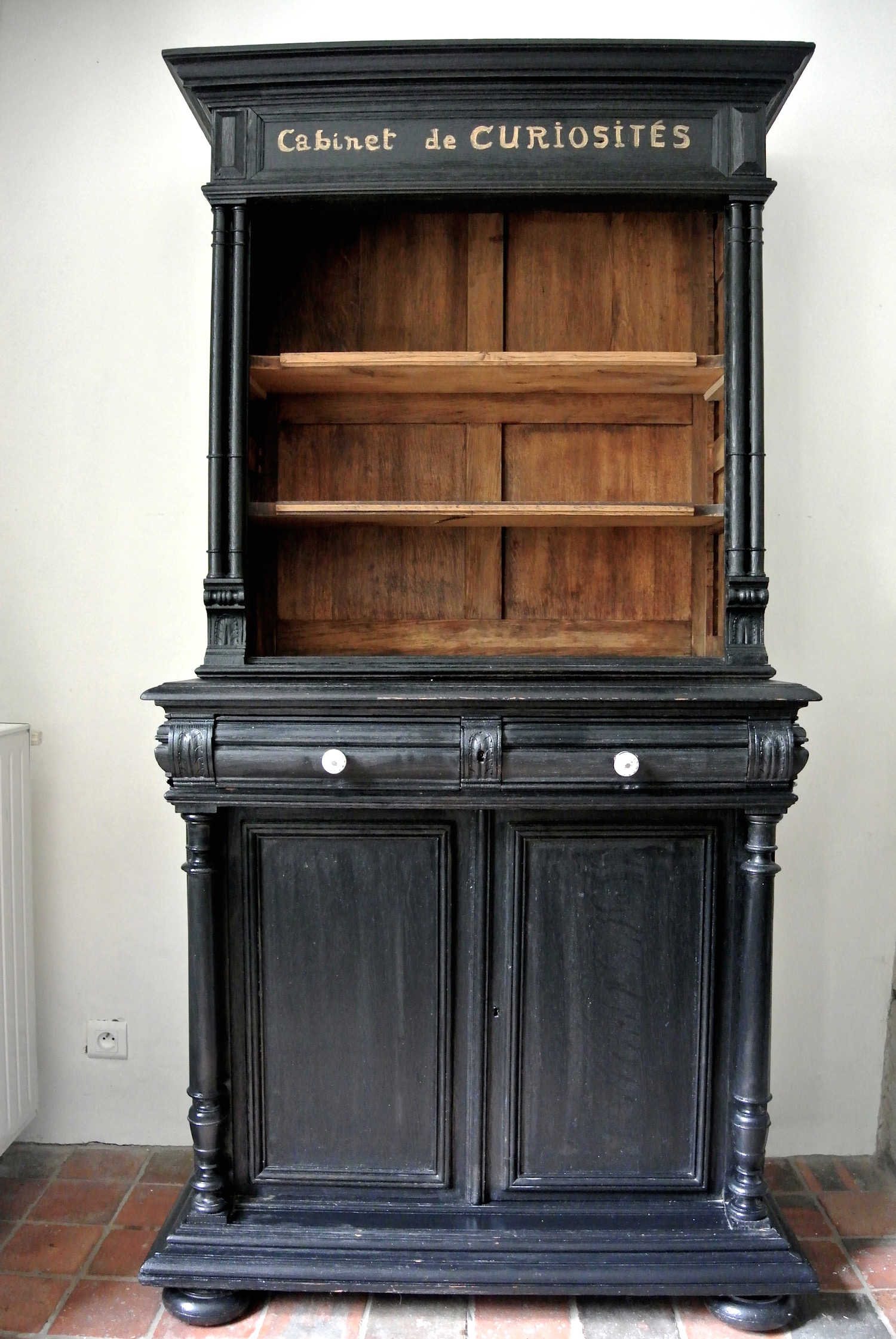 cabinet de curiosit s exemplaire unique le meuble du. Black Bedroom Furniture Sets. Home Design Ideas